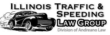 Illinois Traffic and Speeding ticket lawyers logo